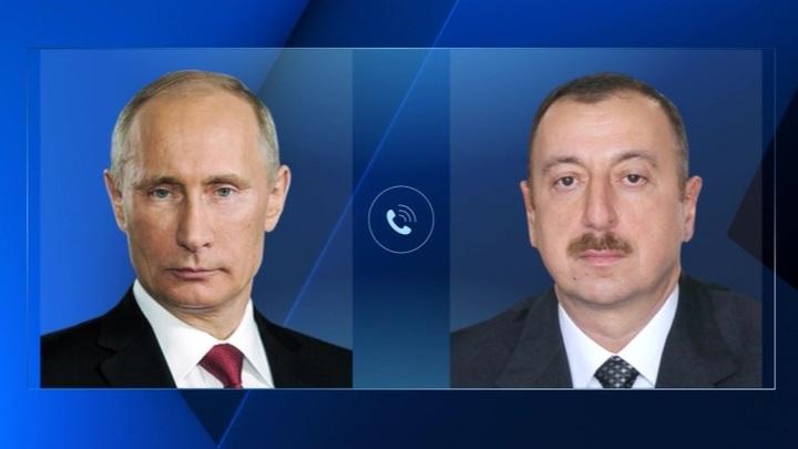 Путин обсудил с Алиевым Нагорный Карабах