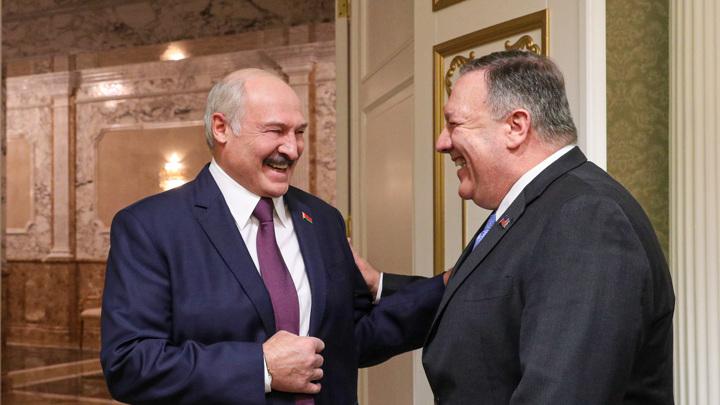 США рассмотрят возможность введения санкций в отношении Белоруссии