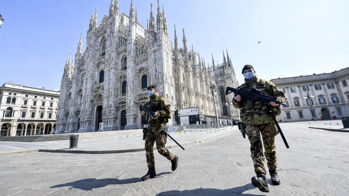 Миланский собор вновь открыл свои двери для широкой публики