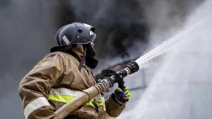 Мать и двое детей погибли при пожаре в красноярском поселке староверов