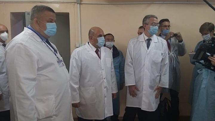 У журналистов пресс-пула Мишустина выявлены новые случаи коронавируса