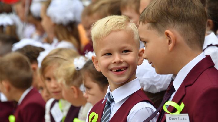 1 сентября пройдет очно во всех российских школах