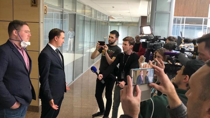 Сторонники Навального заявляют об опасном веществе в его организме