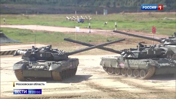 Демонстрация силы мирным способом: 32 страны прислали команды на Армейские игры в России
