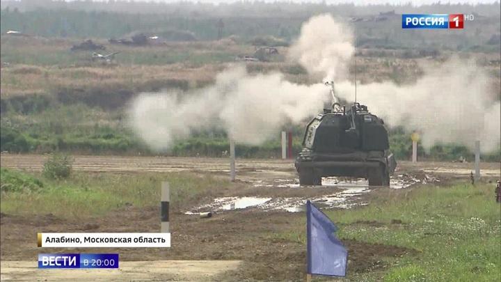 Триумф российской военной техники: как прошел большой день Армейских игр