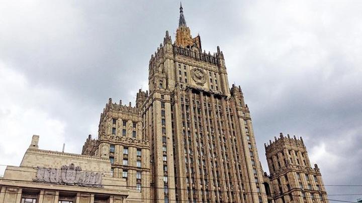 МИД России обещает ответ на санкции ЕС