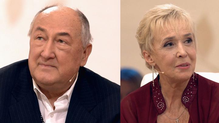 Прощание с Борисом Клюевым и Ириной Печерниковой: что актеры желали самим себе