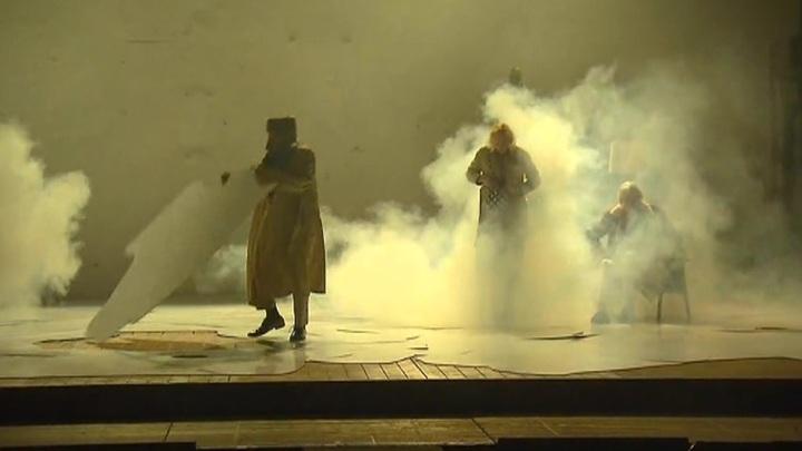 В Театре на Таганке представили премьеру сезона