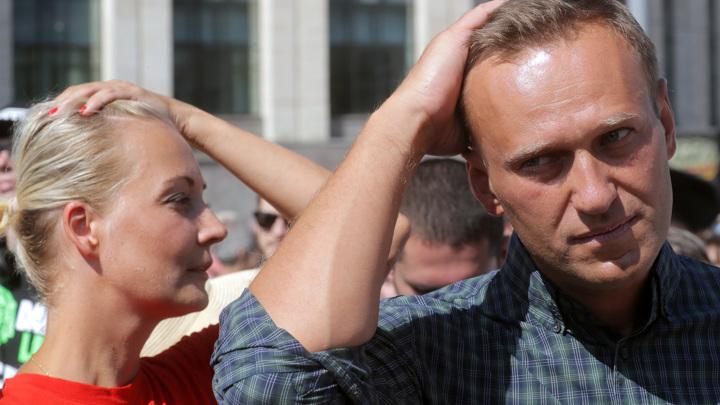 """Объяснено, почему Навальный и Скрипали не были отравлены """"Новичком"""""""