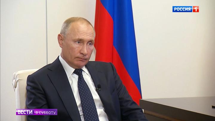Путин уточнил, в чем Россия – пример для всех