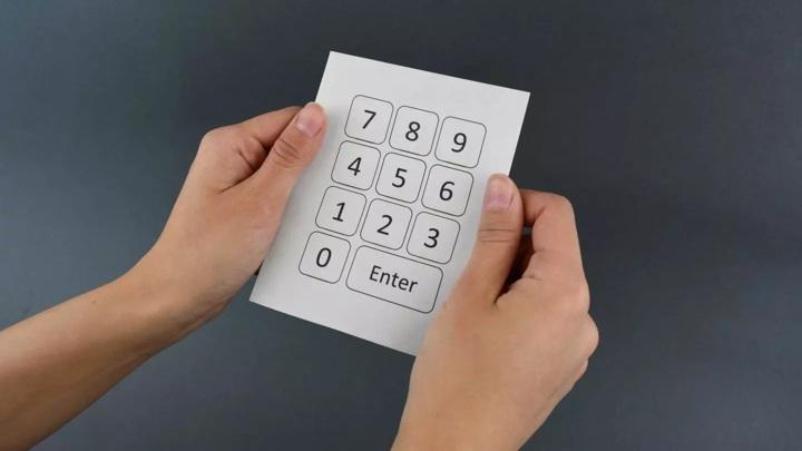 Новая технология превращает лист бумаги в гаджет.