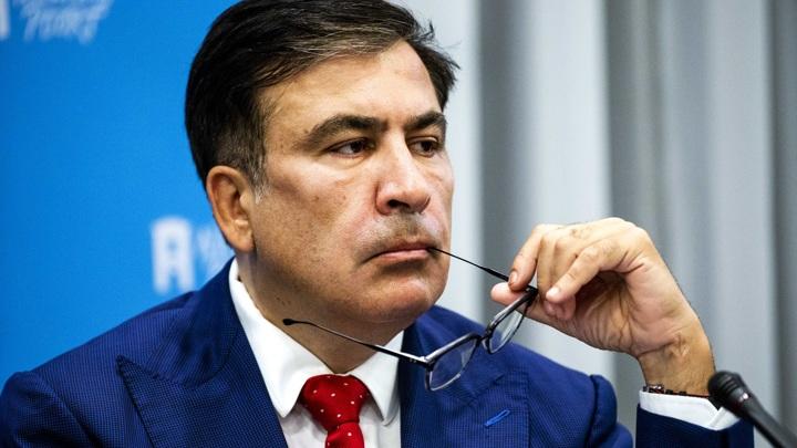 Саакашвили: экономика Украины движется к большой катастрофе