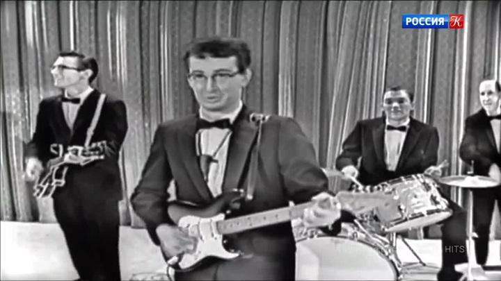 84 года назад родился «первопроходец рок-н-ролла» Бадди Холли