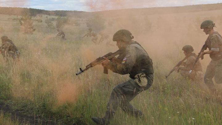 Российские десантники испытают носки из меди