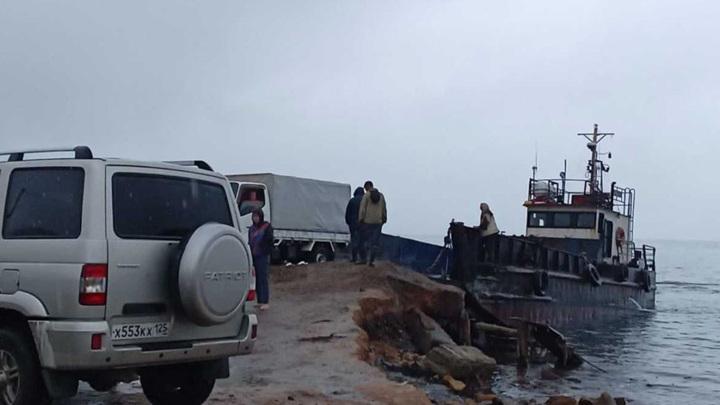 В Приморье из-за тайфуна застряли туристы из Благовещенска