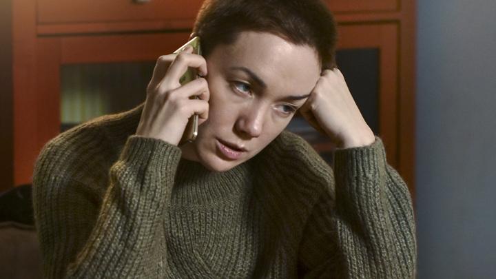 """Кадр из сериала """"Преступление. Новый сезон"""""""