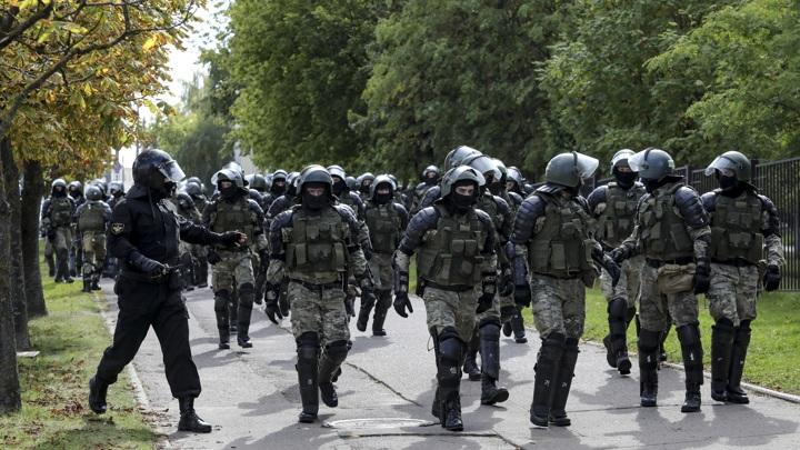 Путин: Запад не осудил попытки убийства президента и переворота в Белоруссии