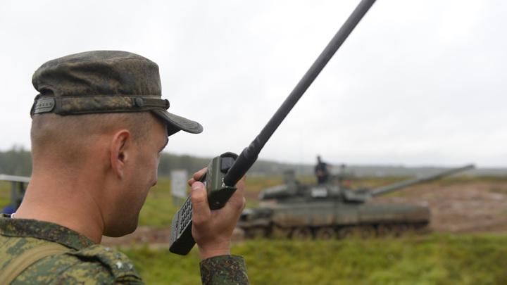 """Белорусские военные приехали на """"Кавказ-2020"""""""