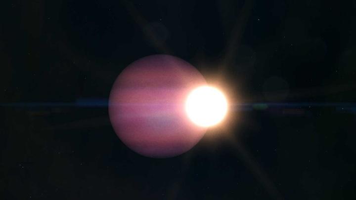 Невероятно: у мёртвой звезды найдена выжившая планета
