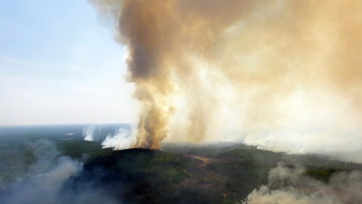 Хабаровские специалисты помогут Якутии в тушении природных пожаров
