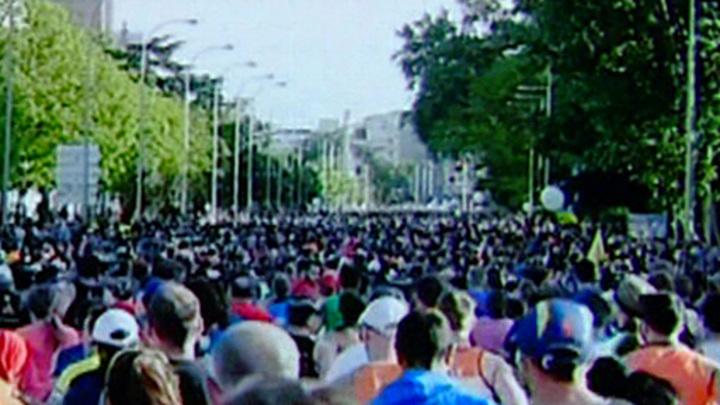 Марафон недовольных: праздник массового бега стал камнем преткновения в Сети