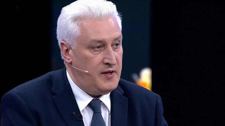 Коротченко заявил, что Хомчак блефует