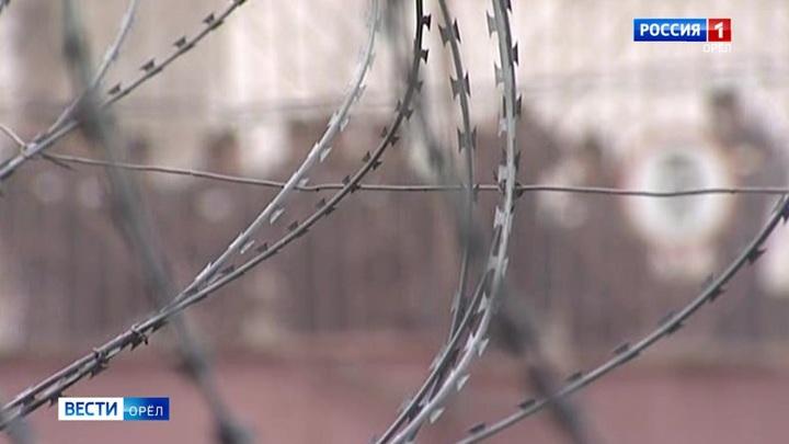 В Орловской области грабитель, ударивший полицейского, получил 10 лет тюрьмы