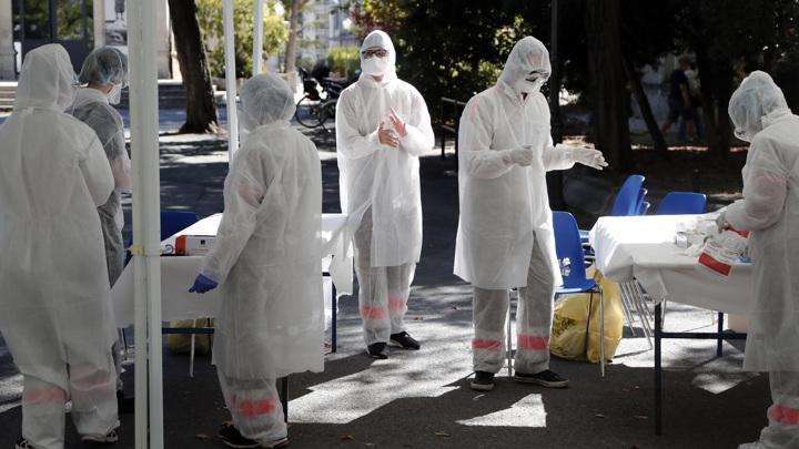 Коронавирус поразил более 153 миллионов человек