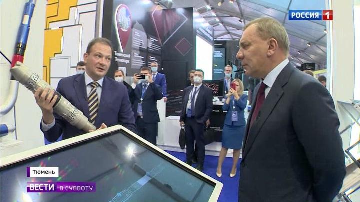 Юрий Борисов – об оружии и энергетике
