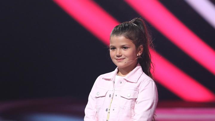"""Приглашение в финал """"Удивительных людей"""" получила 9-летняя Доминика Гавриленко"""