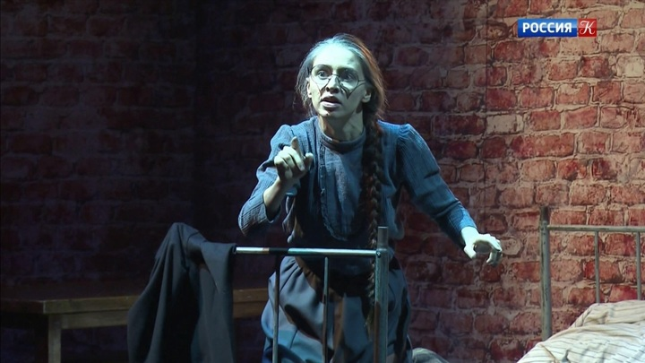 «Фанни» — премьера в театре «У Никитских ворот»