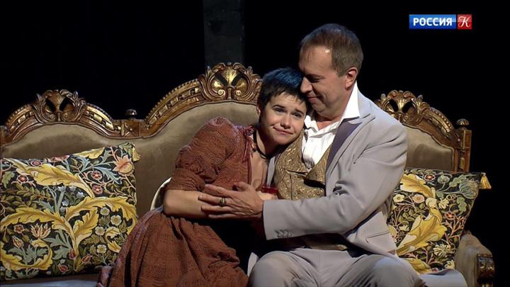 Театр Маяковского представит премьеру спектакля «Дикарка»
