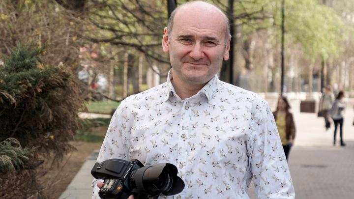 фотограф Саша Генцис