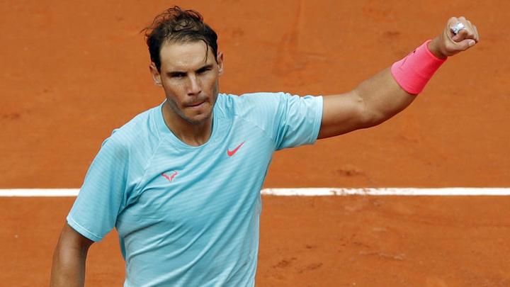 Надаль обыграл Шварцмана и вышел в полуфинал Roland Garros