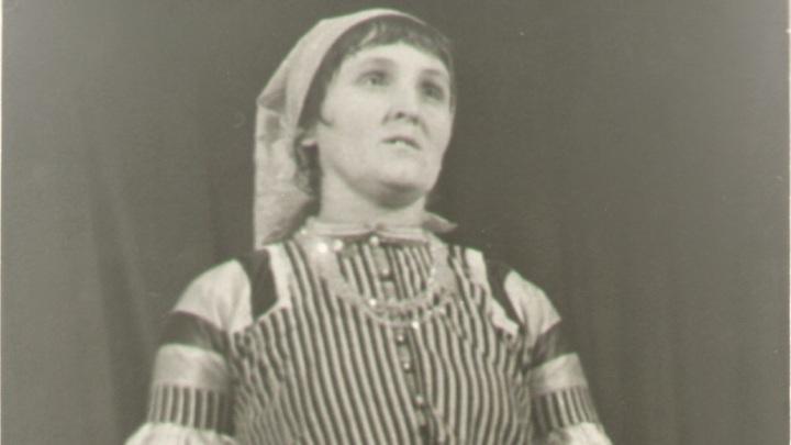 Анастасия Захаровна Никулушкина