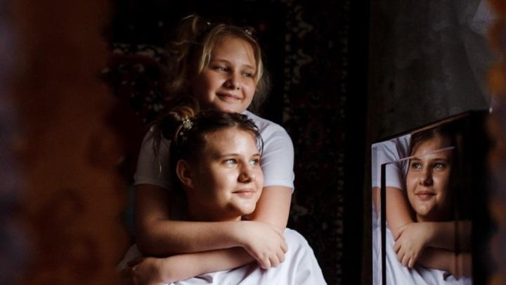 Читатели Вестей.Ru и Русфонда спасли Настю и Юлю Нефедовых