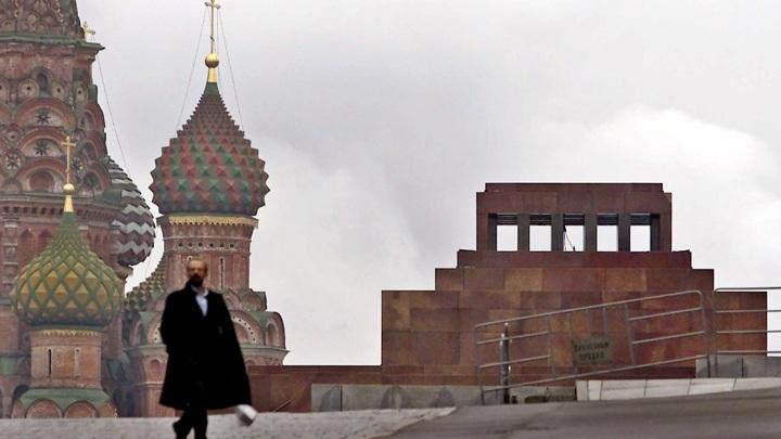 Мавзолей Ленина закроют для посетителей на один день