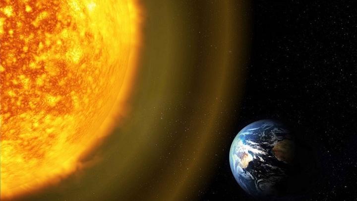 Солнечное излучение помешает телетрансляции на Южном Урале