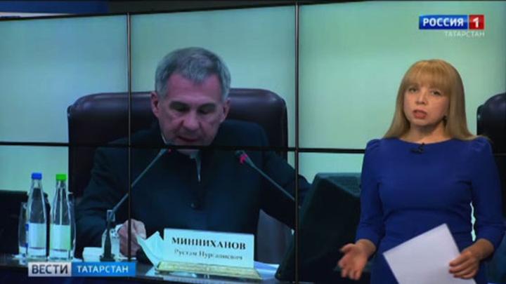 Глава Татарстана: необходимо консолидировать борьбу с подростковой преступностью