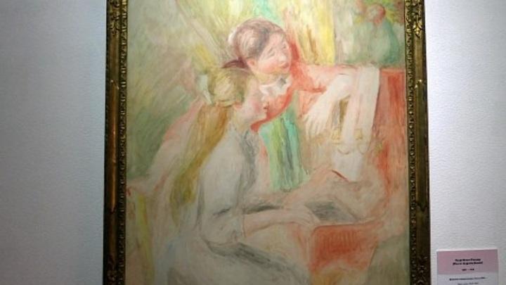 """В рамках """"Дней Эрмитажа в Калуге"""" представили картину Ренуара"""