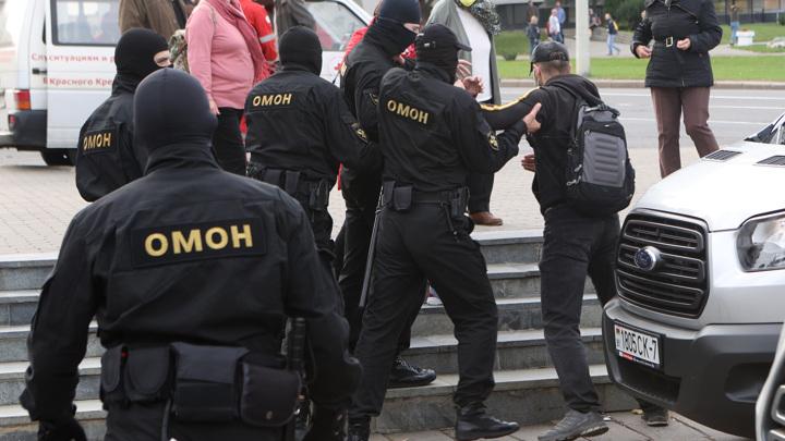 В Белоруссии возбудили дело против силовиков, ставших оппозиционерами