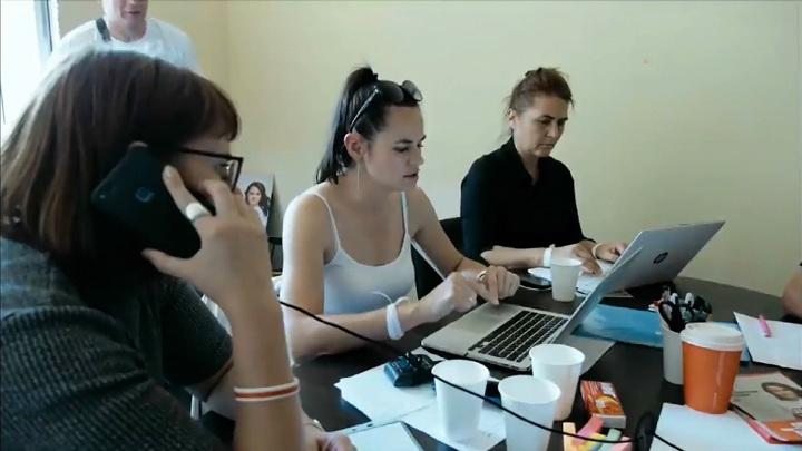В Белоруссии соратники Тихановской получили тюремные сроки
