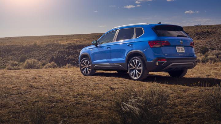 Volkswagen представил новый компактный кроссовер