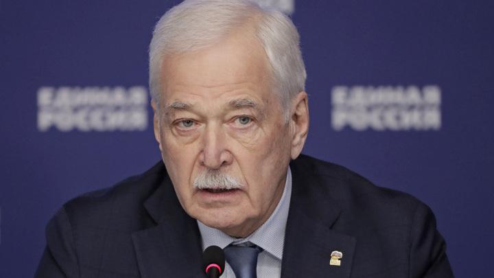 Грызлов: Киев отказался вернуться к очным переговорам по Донбассу
