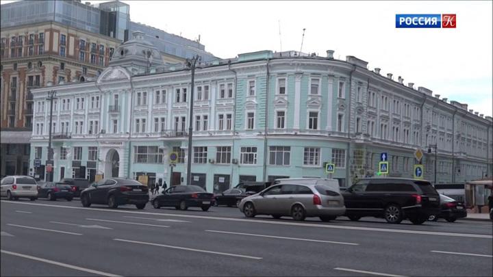 Театр имени Ермоловой закрыт на карантин