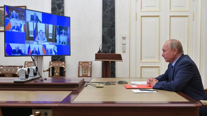 Путин назвал продление ДСНВ проявлением профессионализма Байдена