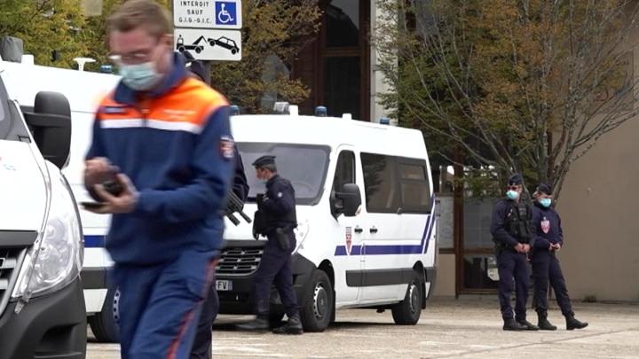 Выявлен подельник террориста, обезглавившего французского учителя