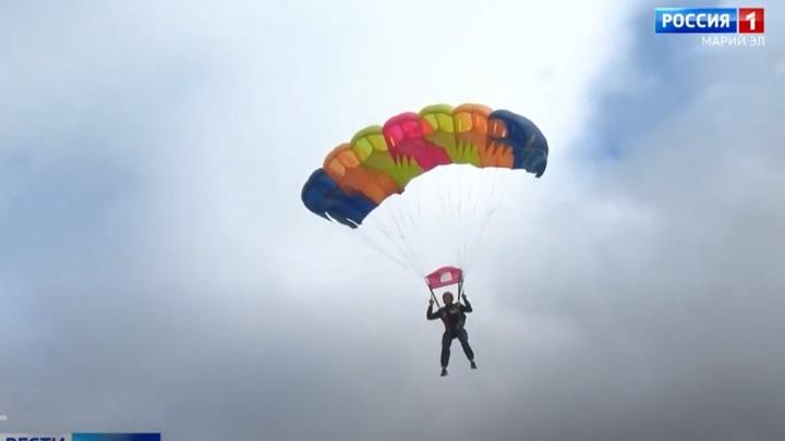 В Республике Марий Эл прошли всероссийские соревнования по парашютному спорту