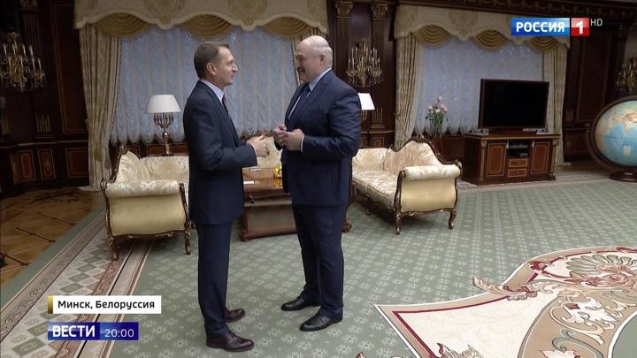 Глава СВР: Минск контролирует ситуацию, несмотря на вмешательство США