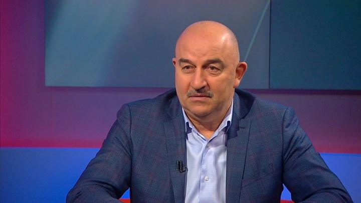 Станислав Черчесов о стрессе, усталости, Кокорине, Дзюбе и Сафонове